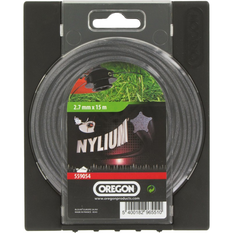 Fil Nylium Oregon - Longueur 15 m - Diamètre 2,7 mm