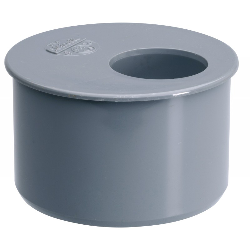 Tampon de réduction 1 piquage Mâle / Femelle Girpi - Diamètre 93 - 50 mm
