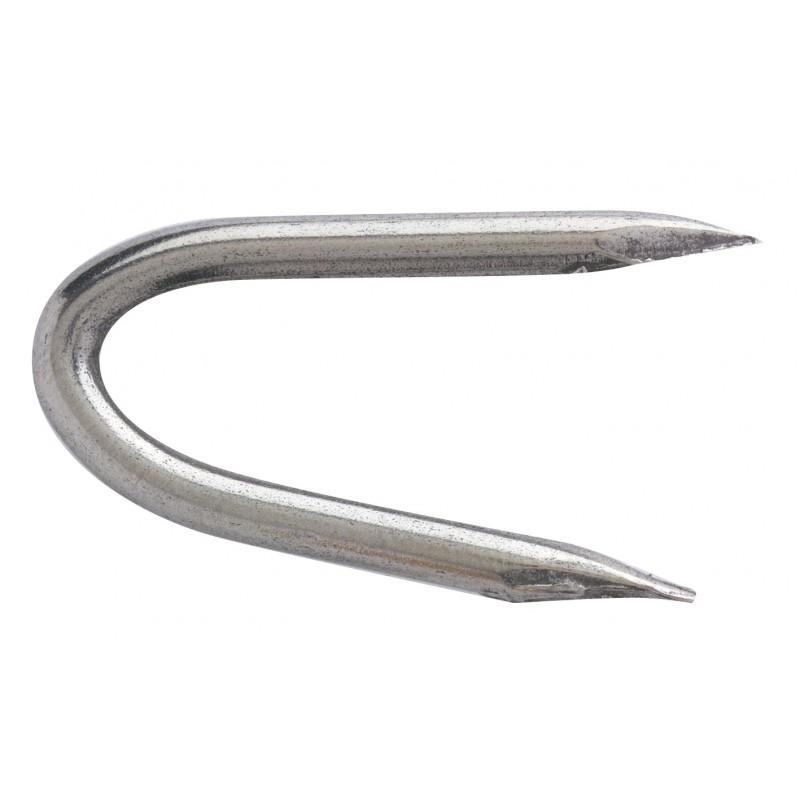 Crampillon clair acier ordinaire TE. Pointes - Longueur 30 mm - Diamètre 3 mm - 1 kg