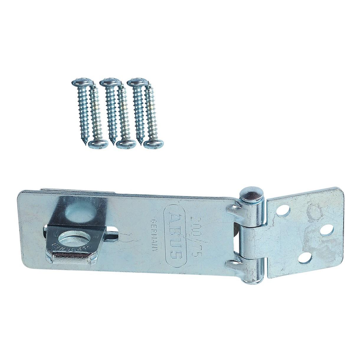 Porte cadenas simple abus anse 9 mm longueur 76 mm de porte cadenas - Comment changer le code d un cadenas ...