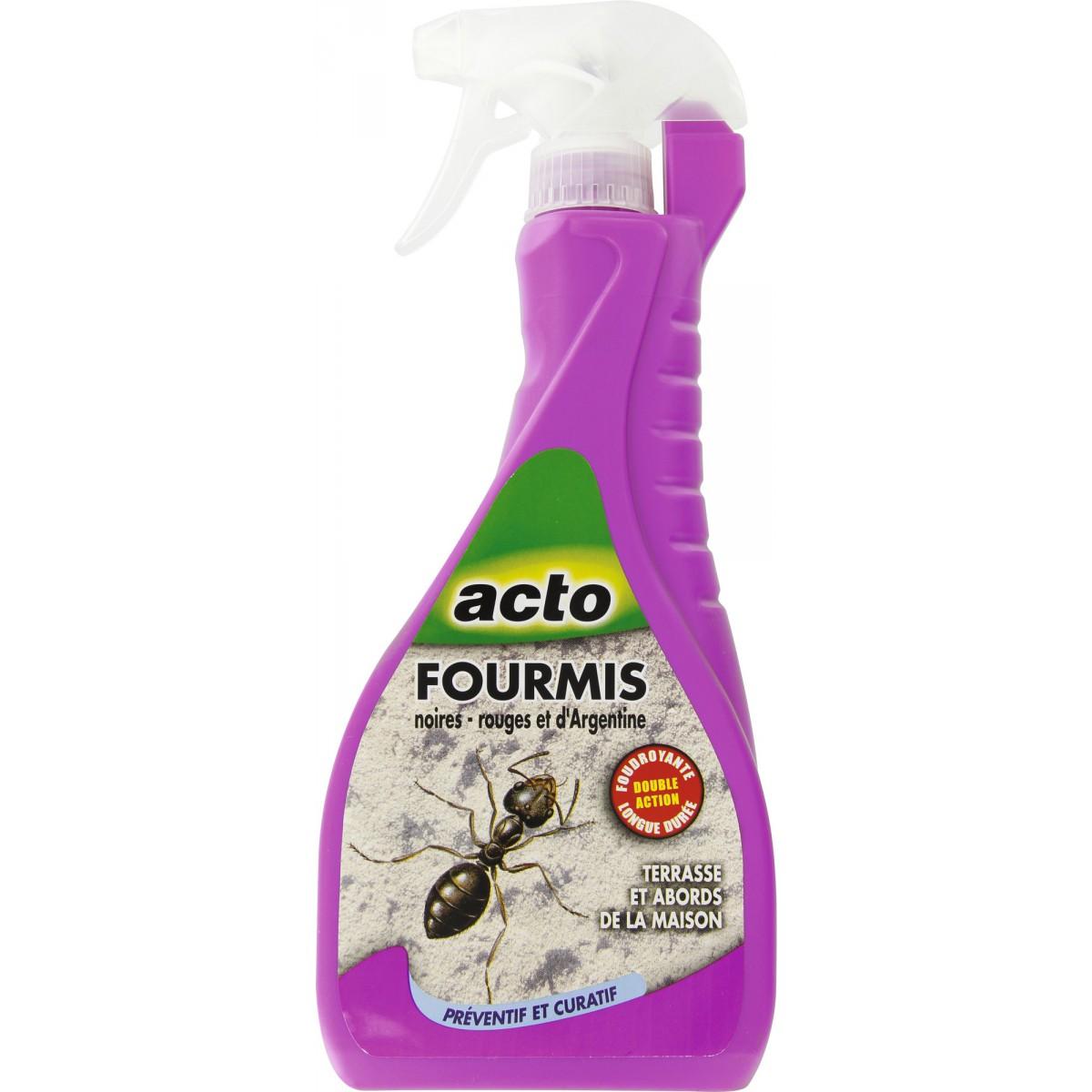 Fourmis pulv risateur acto de insecticide fourmis 1072054 for Peinture insecticide