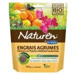 Engrais agrumes, plantes méditerranéennes Naturen - Boîte 750 g