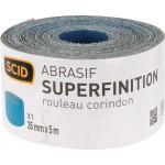 Rouleau abrasif SCID - Grain 150 - Vendu par 1