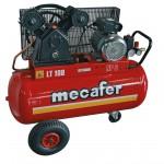 Compresseur LT100 Mecafer - 100 l - 3 HP