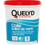 Colle toile de verre Quelyd - Pot 1 kg