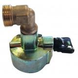 Vanne pour Butagaz - Adaptateur valve diamètre 27 mm