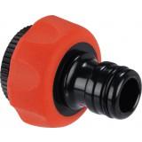 Nez de robinet Maxiflow gros débit d'arrosage avec réducteur Capvert - 20 x 27/26 x 34