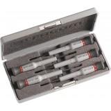 Coffret de 5 tournevis Micro-Tech® Facom - Fente  et Phillips®