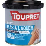 Enduit gras à laquer pâte Toupret - 1 kg