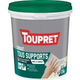 Enduit tous supports pâte Toupret - 1,5 kg