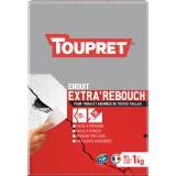 Enduit extra'rebouch poudre Toupret - 1 kg