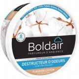 Destructeur d'odeur Boldair - Fleur de coton - 300 g