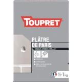 Plâtre de Paris Toupret - 1 kg