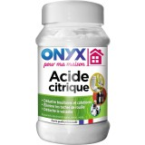 Détartrant détachant acide citrique Onyx - Pot 400 g