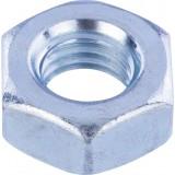Ecrou hexagonal acier zingué  - Ø10mm - 10pces - Fixpro