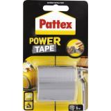 Adhésif super puissant Power tape Power Tape - Gris - Longueur 5 m