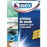 Cristaux de soude Onyx - Paquet de 1,25 kg