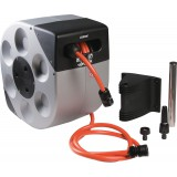 Dévidoir de tuyau d'arrosage - Enrouleur automatique - Avec tuyau de 20 m de longueur