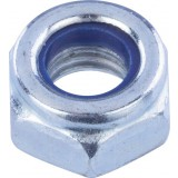 Ecrou hexagonal indesserrable acier zingué  - Diamètre 6mm - 300pces - Fixpro