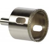 Trépan couronne diamantée avec foret centreur SCID - Diamètre 44 mm