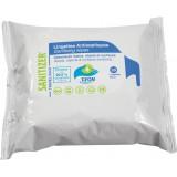 Lingettes désinfectantes Sanitizer - 30 lingettes par paquet - Elimine 99.9% des germes
