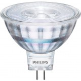 Ampoule LED réflecteur GU5,3 Philips - 390 Lumens - 5 W