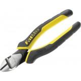 Pince coupante diagonale de mécanicien Fatmax Stanley - Longueur 175 mm