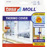 Film de survitrage Thermo Cover Tesa - Longueur 4 m - Largeur 1,5 m