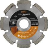 Disque diamanté polyvalent SCID - Diamètre 115 mm