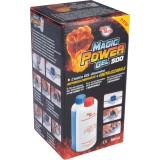 Magic power gel Bi-composant Klauke - 2 flacons de 250 ml - Gel isolant - IP68