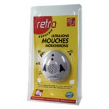Ultrasons mouches moucherons Acto - Ultrason