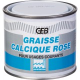 Graisse calcique rose - 300 g - Geb