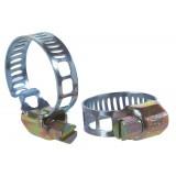 Collier à bande Cap Vert - Diamètre 10 - 16 mm - Largeur 8 mm - Vendu par 10