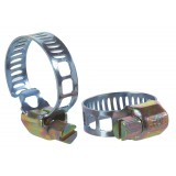 Collier à bande Cap Vert - Diamètre 18 - 28 mm - Largeur 14 mm - Vendu par 10
