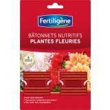 Bâtonnet nutritif plantes fleuries Fertiligène - 40 bâtonnets