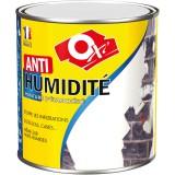 Peinture anti-humidité Oxi - Blanc - 0,5 l