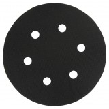 Patin auto-agrippant / adhésif SCID - 6 trous - Diamètre 150 mm