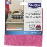 Lavette microfibre multi-usages Starwax