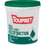 Enduit multifonction 3 en 1 Toupret - 1,5 kg
