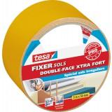 Fixer sols Double-face Extra fort - spécial sols irréguliers - Tesa