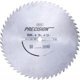 Lame chrome vanadium pour machines stationnaires SCID - Epaisseur 2,8 mm - 56 dents - Diamètre 600 mm - Alésage 30 mm
