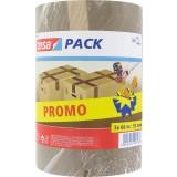 Adhésif d'emballage polypropylène Tesa - Longueur 66 m - 3 rouleaux