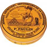 Graisse chaussures Paulin - Boîte 95 g - Blonde