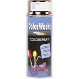 Peinture effet chromé Colorworks - Cuivré