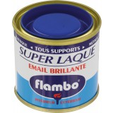 Laque brillante Flambo Flambo - 50 ml - Bleu drapeau