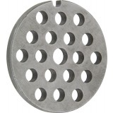Grille pour hachoir manuel Tellier - Pour n°10 - Diamètre trou 8 mm