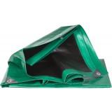 Bâche de protection pro Cap Vert - Dimensions 5 x 8 m