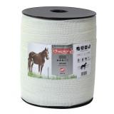 Ruban de clôture 40 mm Chapron Lemenager - Blanc - 200 m