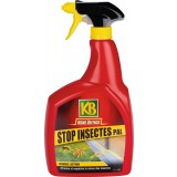 Insecticide stop insectes KB Home défense - Contenance 800 ml