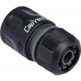 Raccord rapide stop d'arrosage Connect ABS Capvert - Diamètre 13 - 15 mm